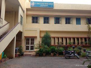St. Francis Xavier Minor Seminary, Raipur